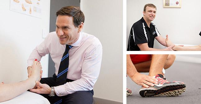 Ankle Arthroscopy Brisbane - Ankle Surgeon Brisbane