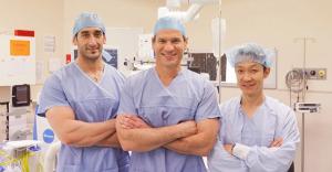 Knee and foot surgeons Brisbane - Dr Greg sterling