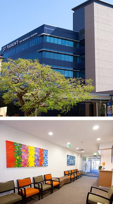 Orthopaedic & Knee Surgeon Brisbane - Dr Sterling