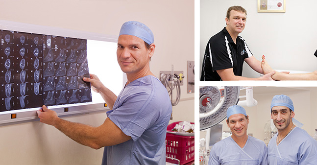 Dr Greg Sterling - Foot Surgeon Brisbane