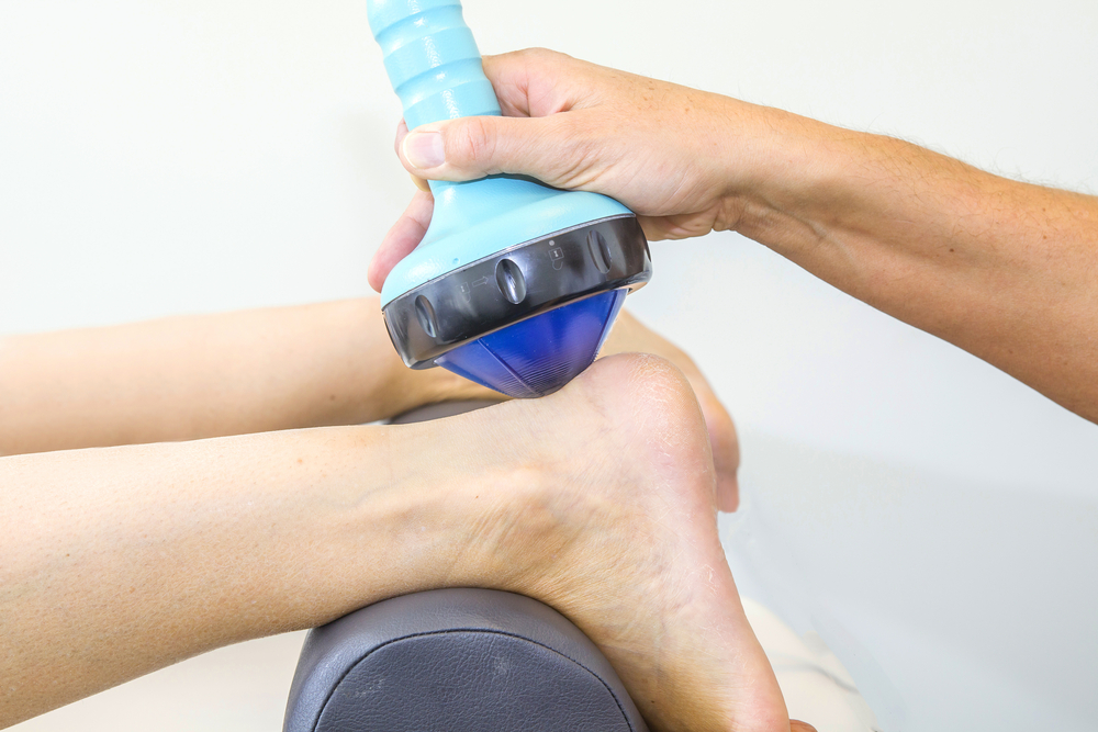 RPW shockwave therapy - greg sterling